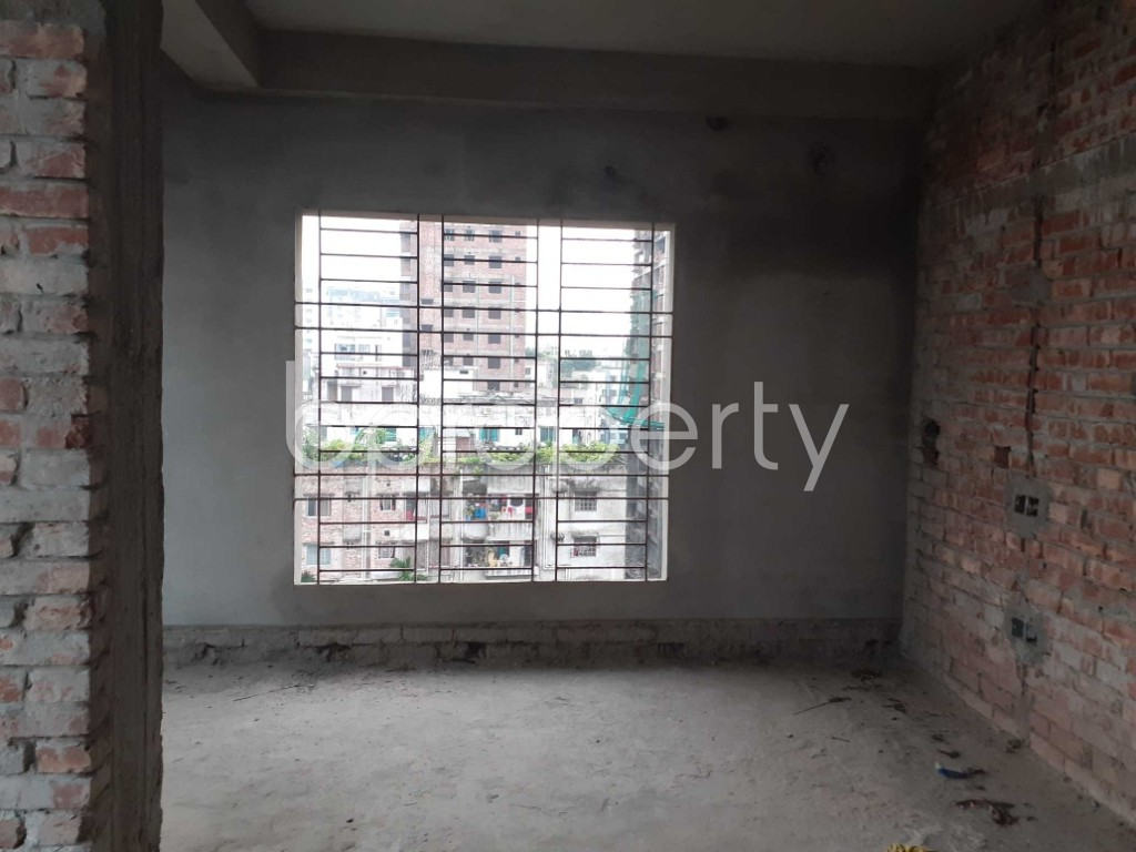 Bedroom - 3 Bed Apartment for Sale in Malibagh, Dhaka - 1908321