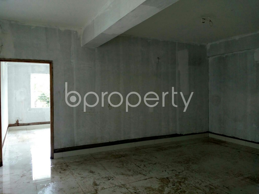 Dine/Dining - 3 Bed Apartment for Sale in Bayazid, Chattogram - 1908333