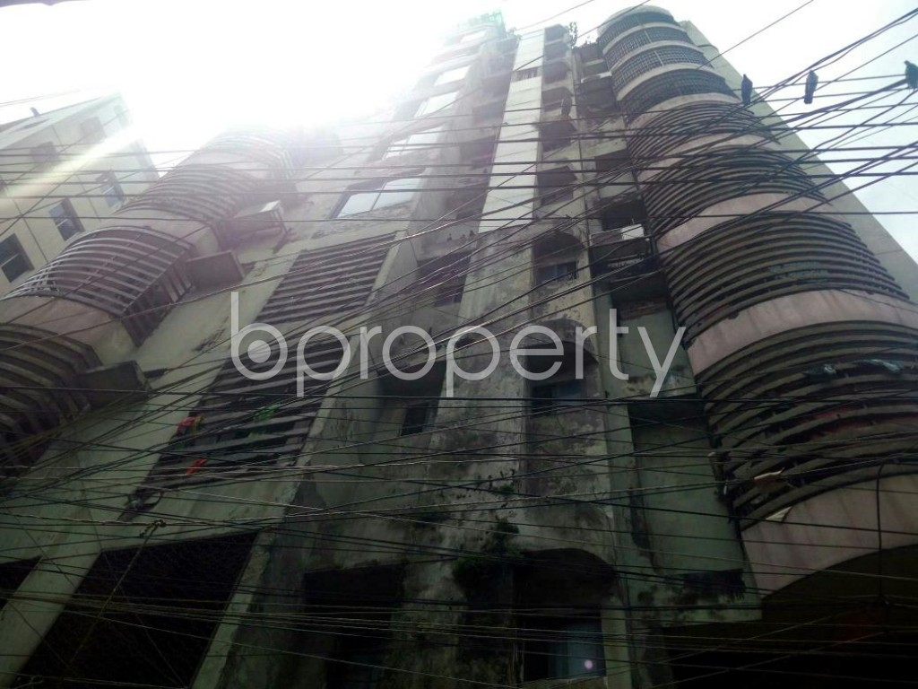 Front view - 3 Bed Apartment for Sale in Tejgaon, Dhaka - 1908391