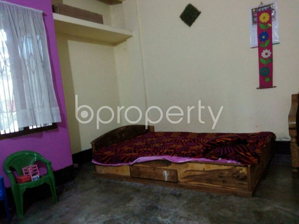 Bedroom - 3 Bed Apartment to Rent in Debpara, Sylhet - 1908455