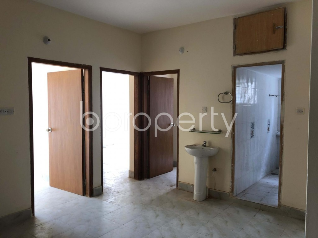 Dining area - 3 Bed Apartment for Sale in Mirpur, Dhaka - 1901796