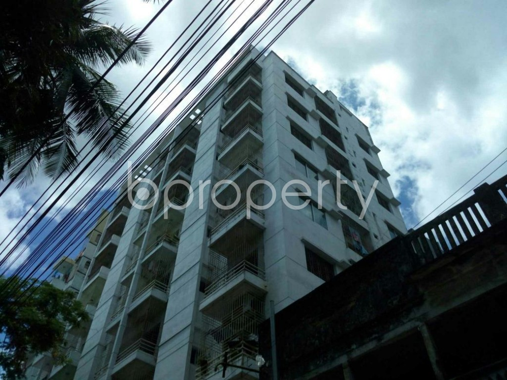 Outside view - 3 Bed Apartment to Rent in Thakur Para, Cumilla - 1908688