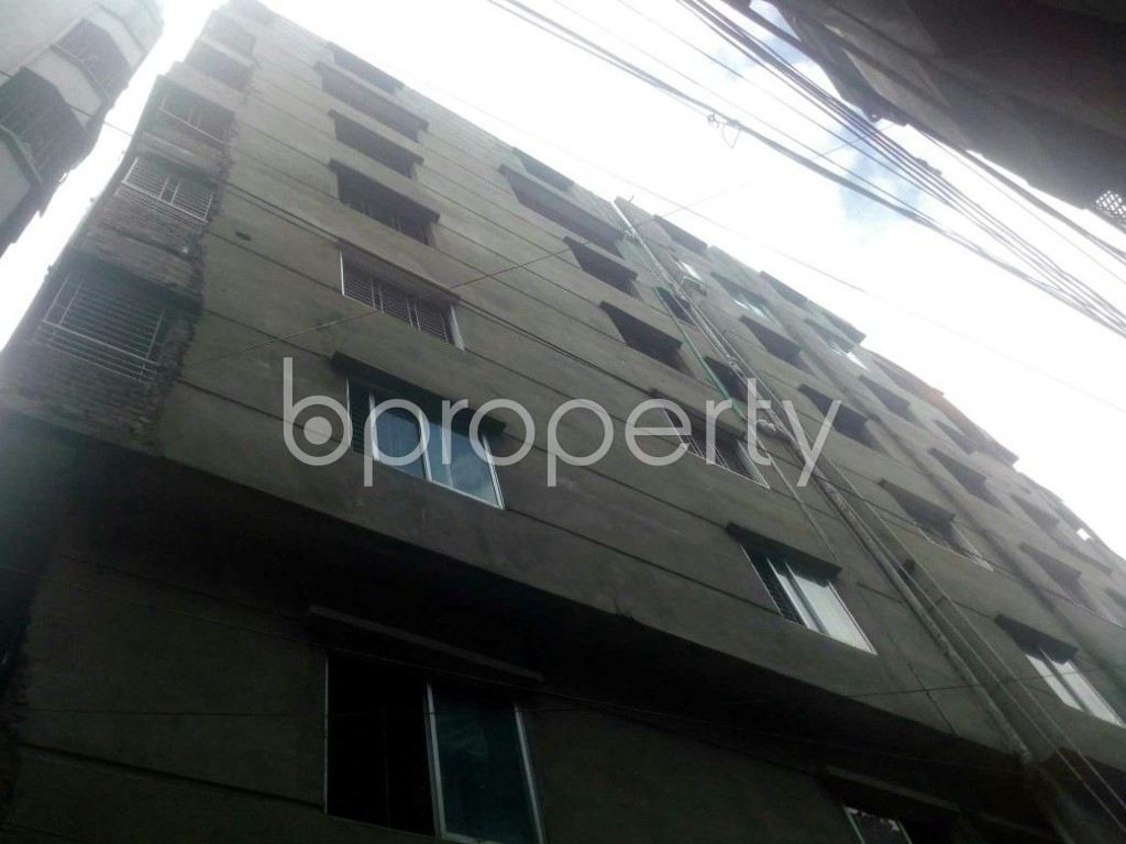 Outside view - 2 Bed Apartment for Sale in Malibagh, Dhaka - 1908803