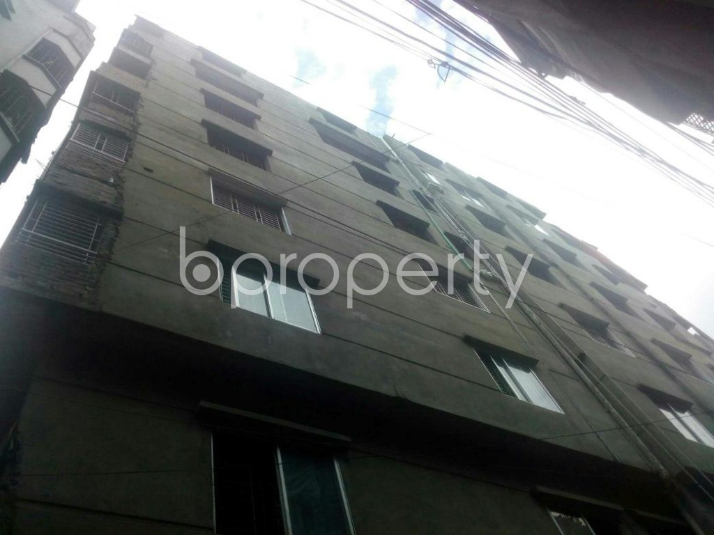 Outside view - 3 Bed Apartment for Sale in Malibagh, Dhaka - 1908806