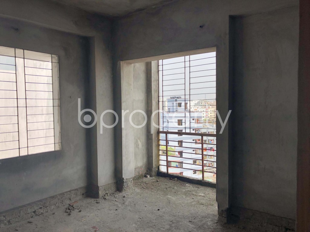 Image 1 - 3 Bed Apartment for Sale in Mirpur, Dhaka - 1892351