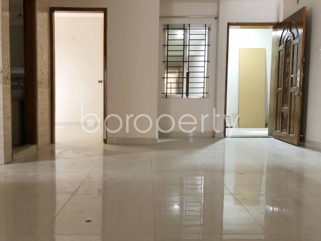 Dining area - 3 Bed Apartment for Sale in Dhanmondi, Dhaka - 1878239