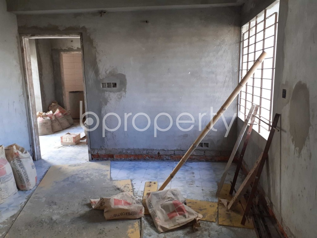 Bedroom - 3 Bed Apartment for Sale in Lalmatia, Dhaka - 1908835