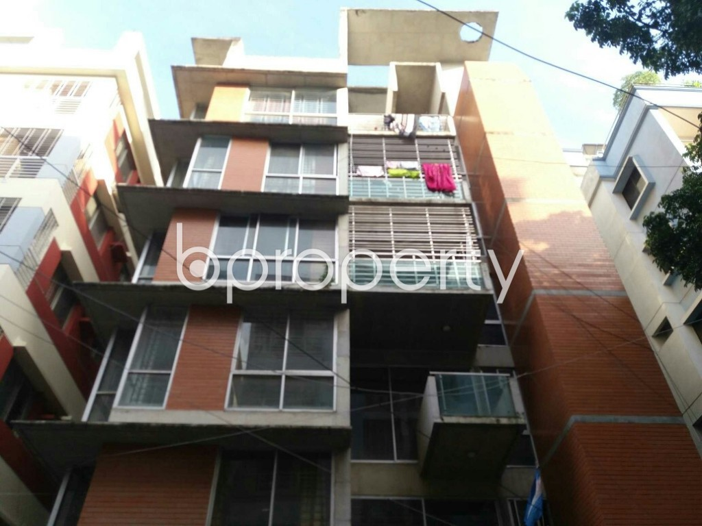 Front view - 4 Bed Duplex for Sale in Uttara, Dhaka - 1909080