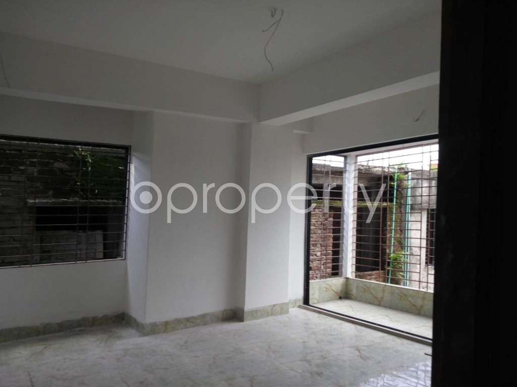 Bedroom - 3 Bed Apartment for Sale in 11 No. South Kattali Ward, Chattogram - 1909128