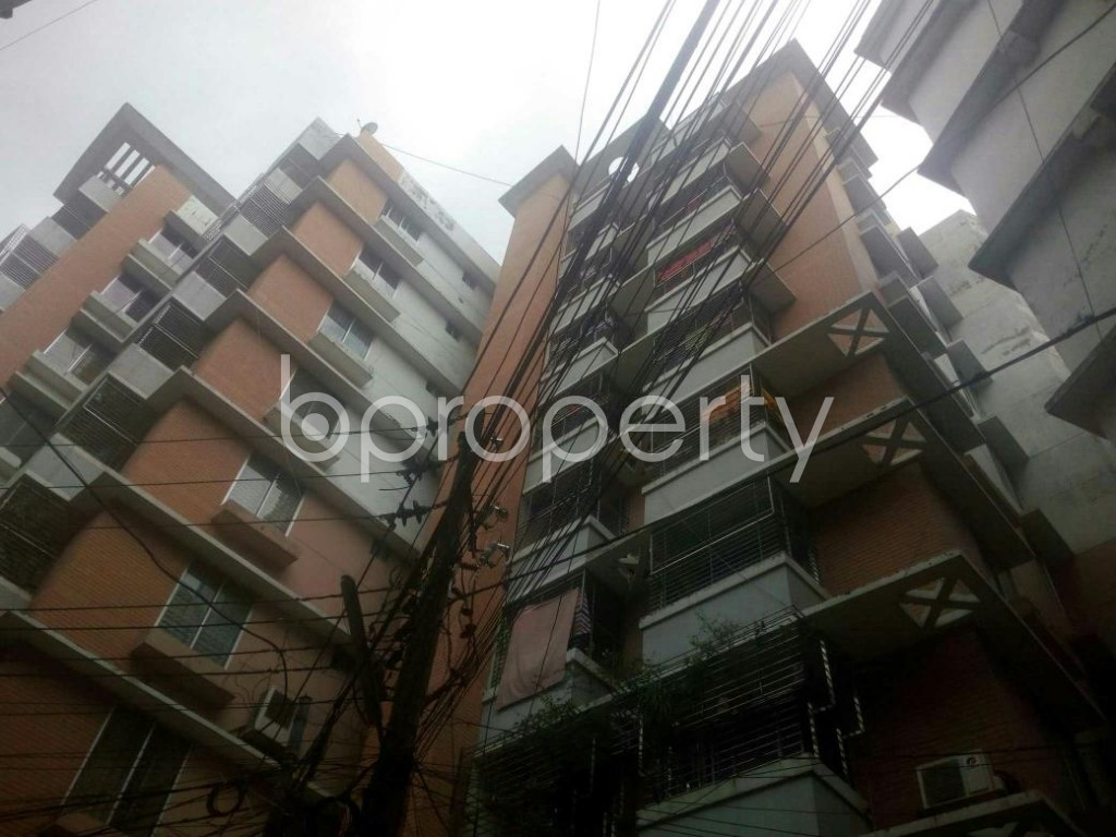 Outside view - 3 Bed Apartment for Sale in Malibagh, Dhaka - 1909246