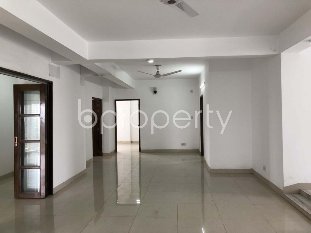 Dining area - 4 Bed Apartment for Sale in Cantonment, Dhaka - 1901689