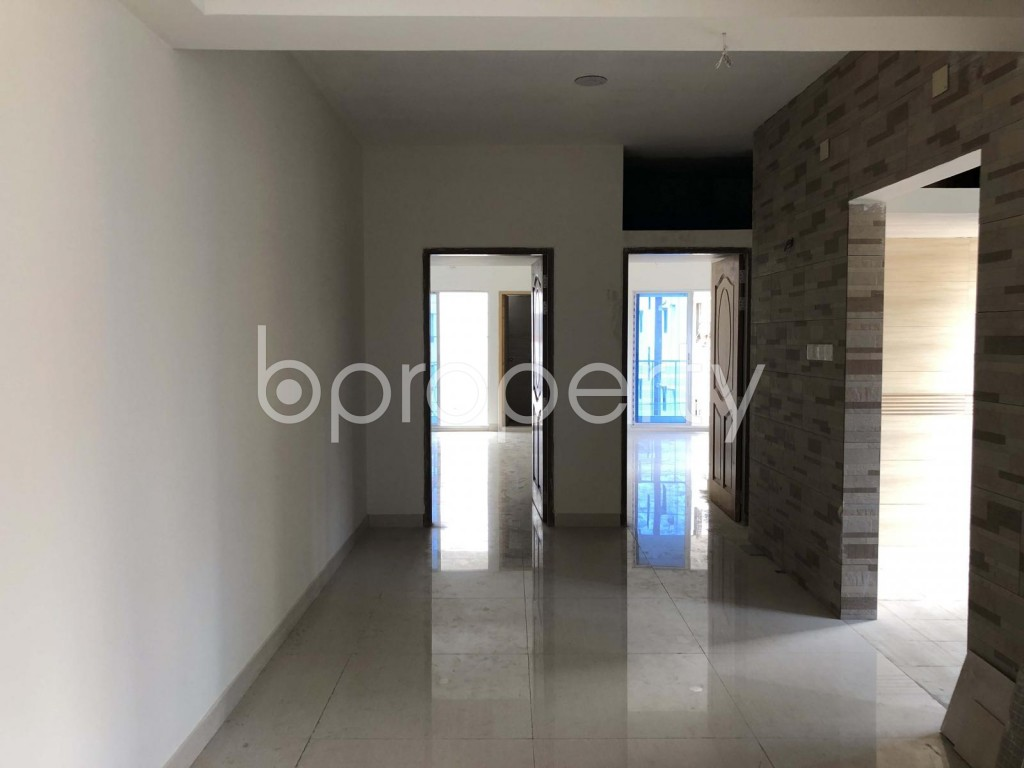 Dining area - 3 Bed Apartment for Sale in Mirpur, Dhaka - 1900880