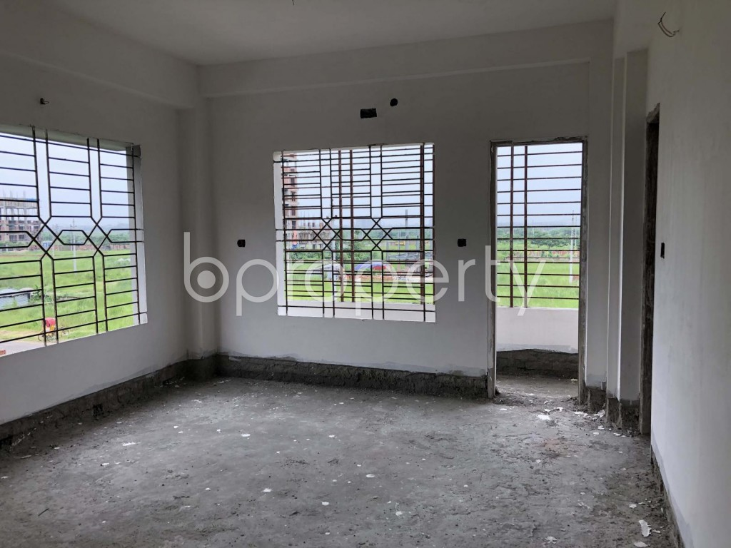 Image 1 - 3 Bed Apartment for Sale in Bashundhara R-A, Dhaka - 1895840