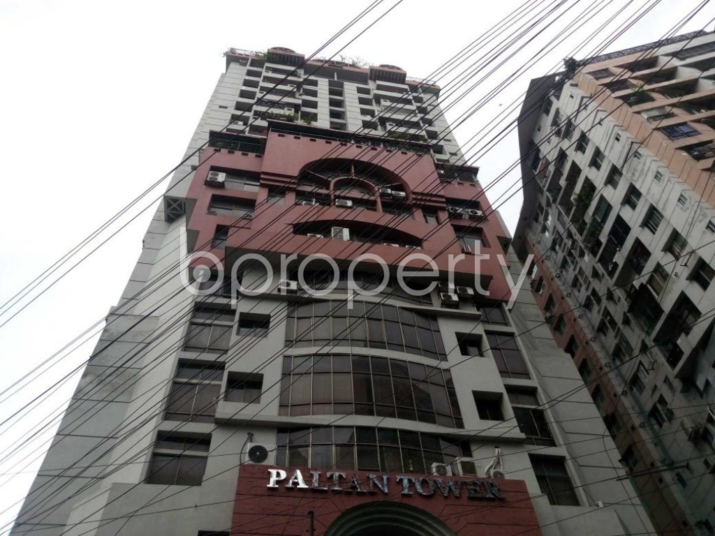 Front view - Floor for Sale in Motijheel, Dhaka - 1909928