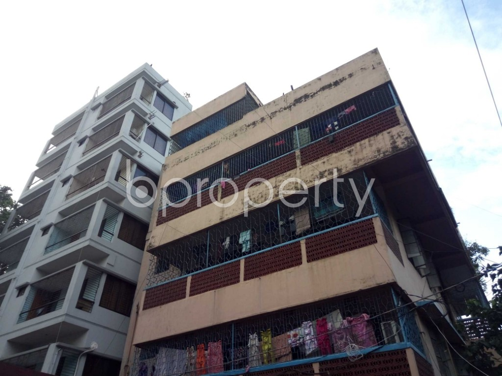 Outside view - 3 Bed Apartment to Rent in Banani, Dhaka - 1909940