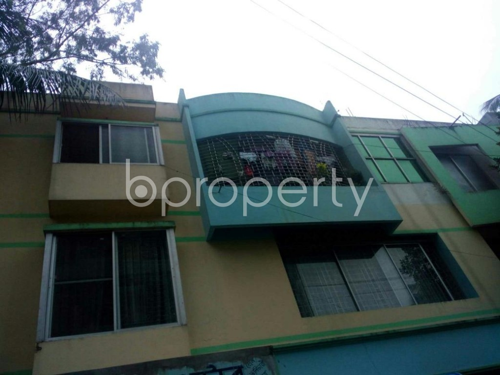 Front view - 3 Bed Apartment for Sale in 9 No. North Pahartali Ward, Chattogram - 1910056