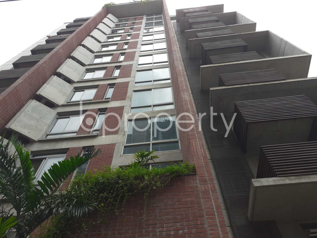 Outside view - 4 Bed Apartment for Sale in Gulshan, Dhaka - 1910102