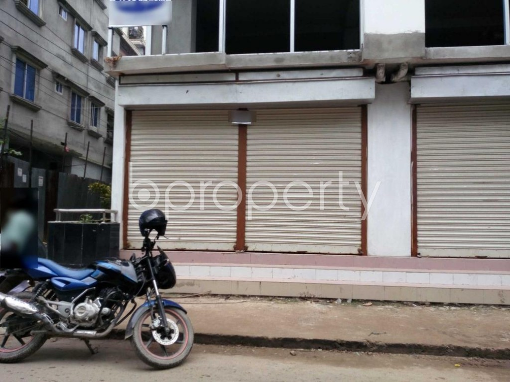 Front view - Shop to Rent in Khilgaon, Dhaka - 1910116