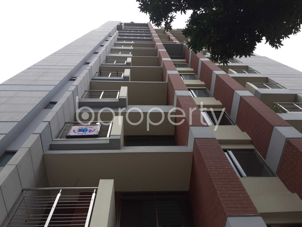 Front view - Apartment for Sale in Uttara, Dhaka - 1910165