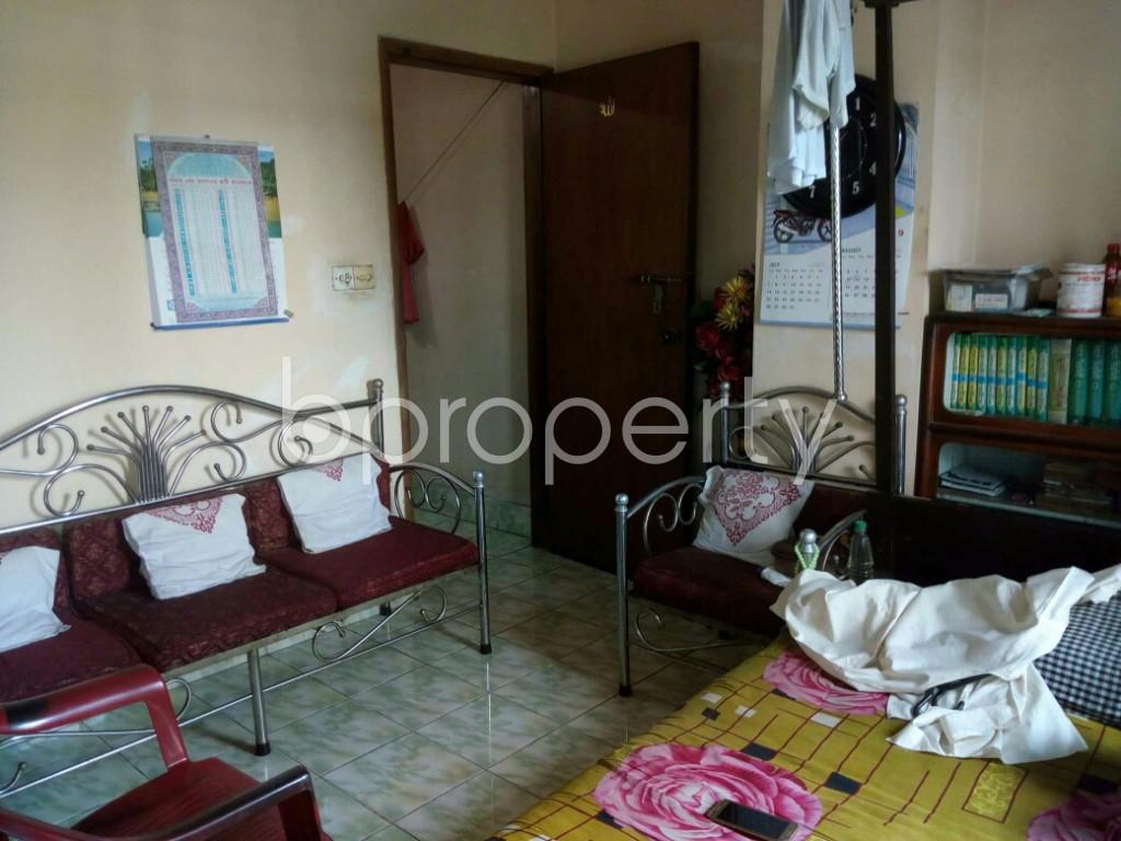 Bedroom - 2 Bed Apartment for Sale in Gazipur Sadar Upazila, Gazipur - 1910181