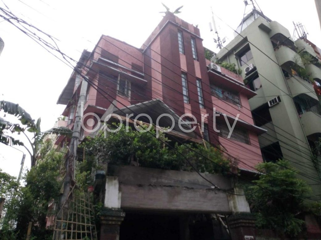 Front view - Office to Rent in Shantinagar, Dhaka - 1910381