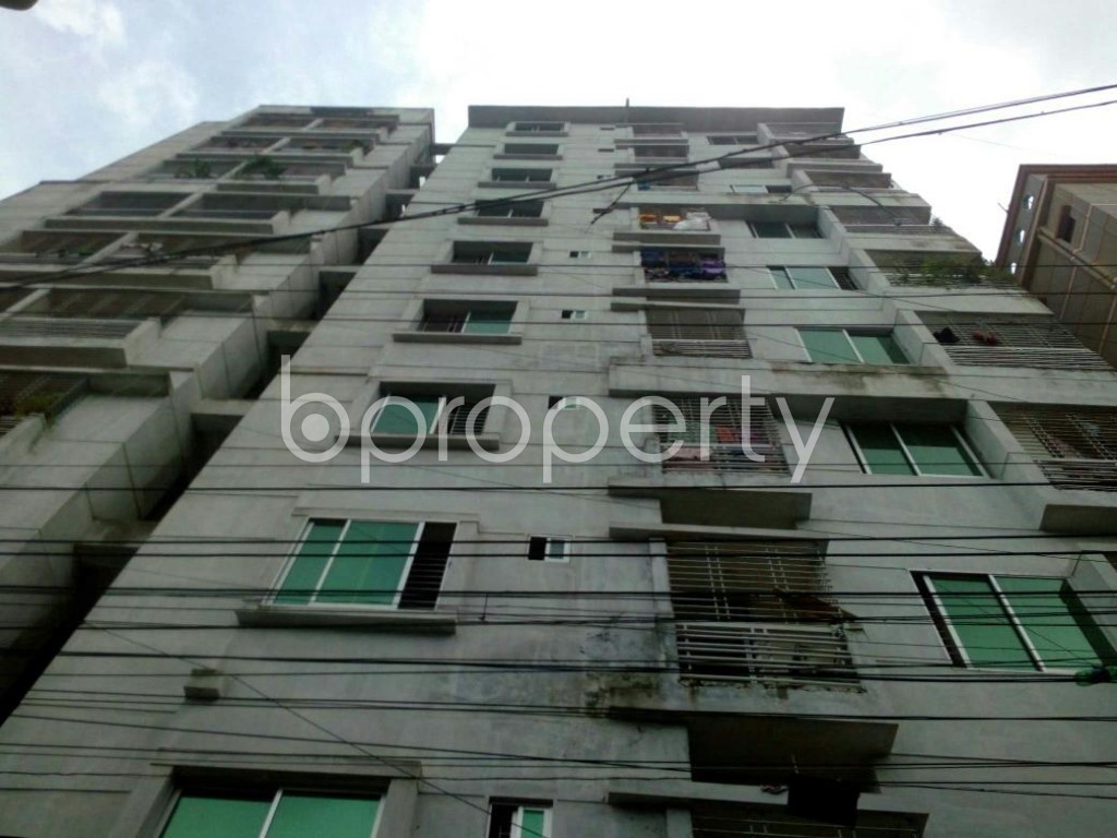 Front view - 3 Bed Apartment for Sale in Gazipur Sadar Upazila, Gazipur - 1910384