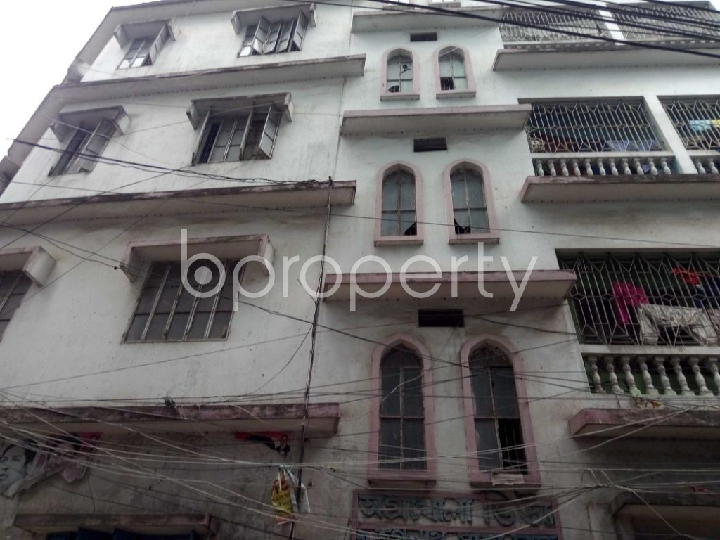 Front view - 3 Bed Apartment to Rent in Lalbagh, Dhaka - 1910411