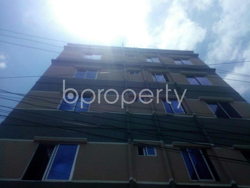 Front view - 2 Bed Apartment to Rent in Shatora, Cumilla - 1910477