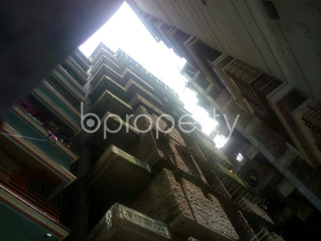 Outside view - 3 Bed Apartment for Sale in Rampura, Dhaka - 1910646