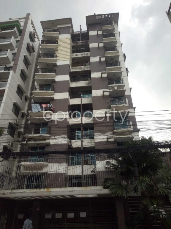 Outside view - 3 Bed Apartment to Rent in Banani, Dhaka - 1910751