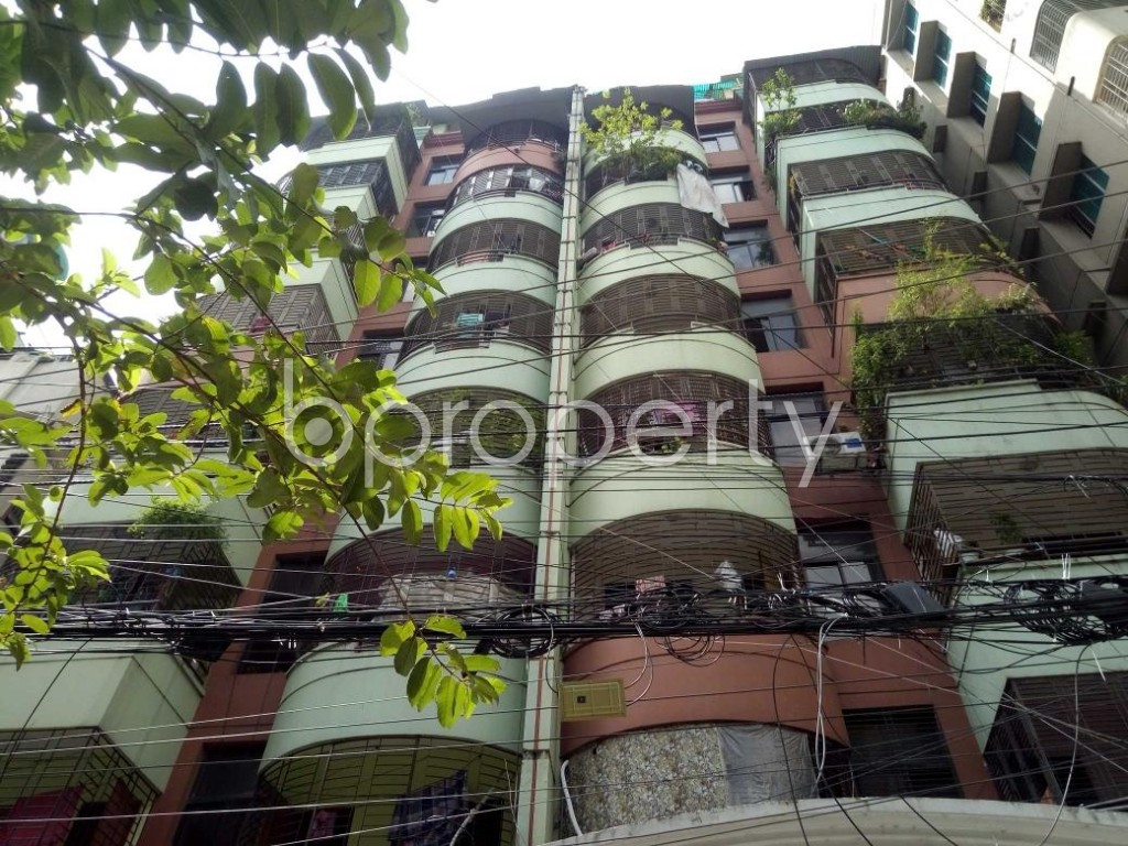 Front view - 3 Bed Apartment to Rent in Dhanmondi, Dhaka - 1910782