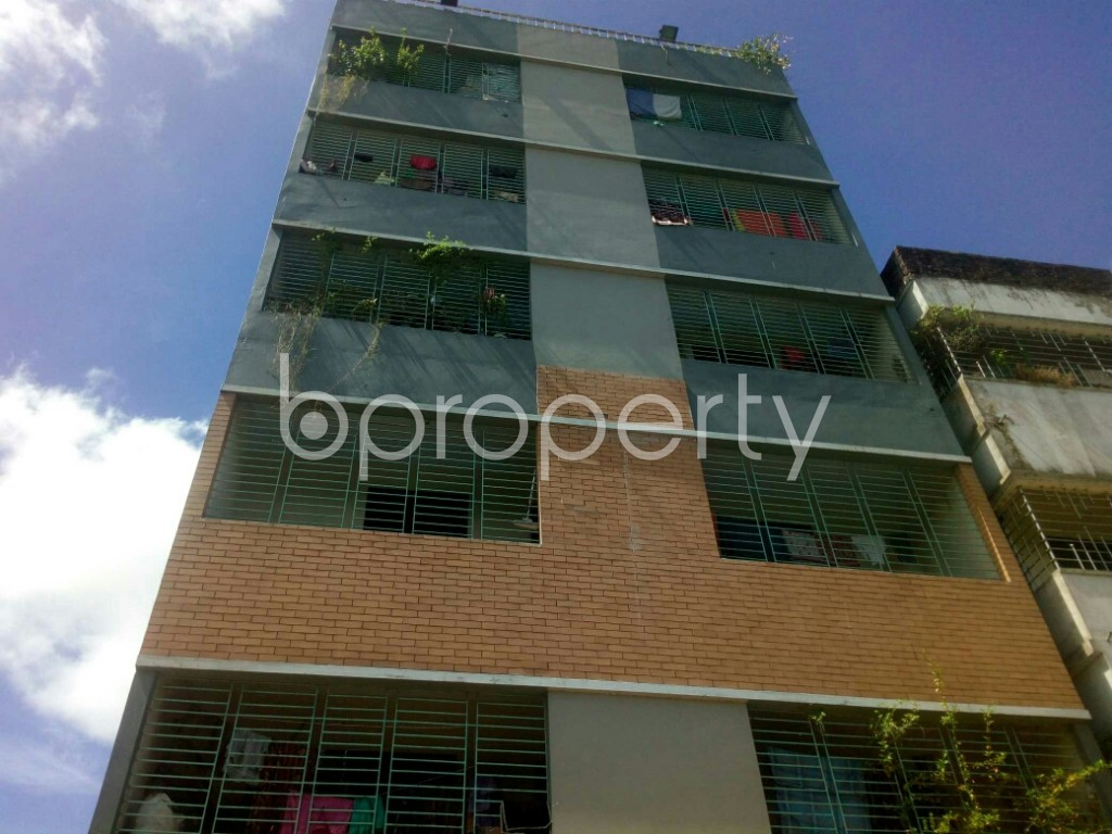 Outside view - 2 Bed Apartment to Rent in 5 No. Mohra Ward, Chattogram - 1910788