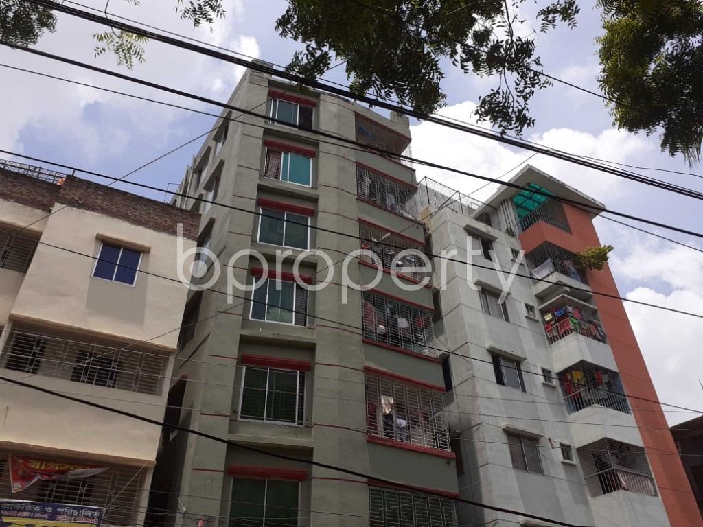 Outside view - 2 Bed Apartment for Sale in Mirpur, Dhaka - 1910836