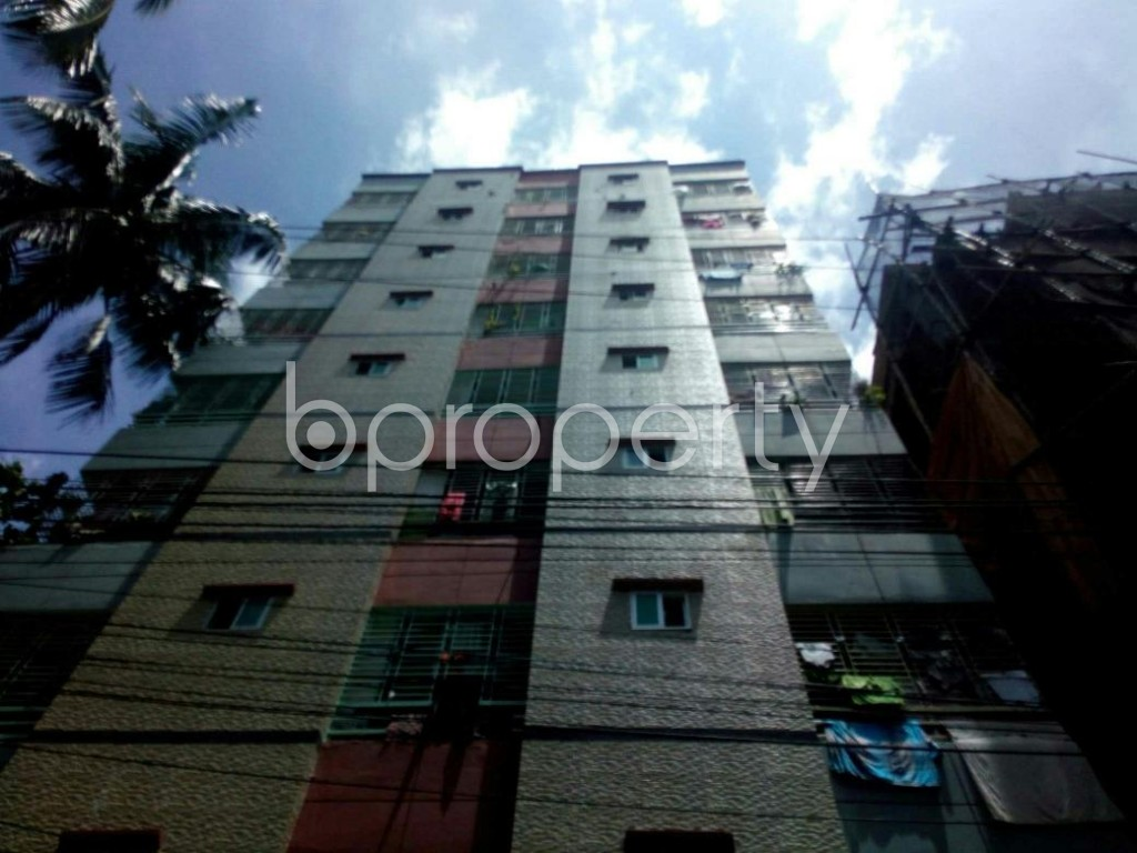 Front view - 3 Bed Apartment to Rent in Thakur Para, Cumilla - 1910862