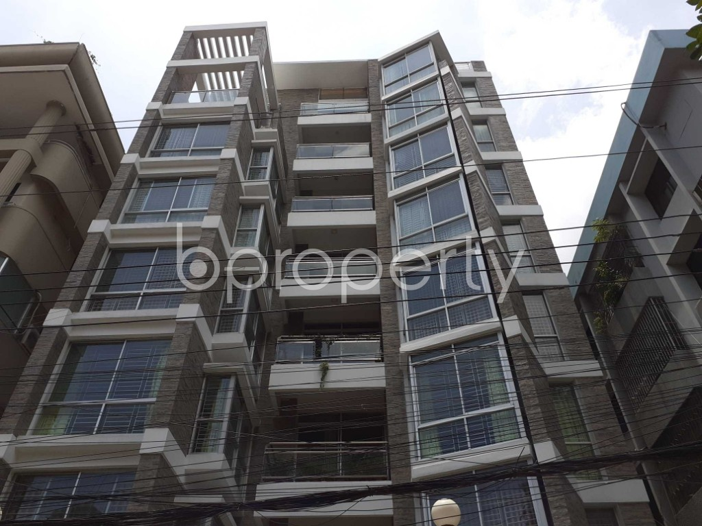 Front view - 4 Bed Apartment to Rent in Gulshan, Dhaka - 1910864