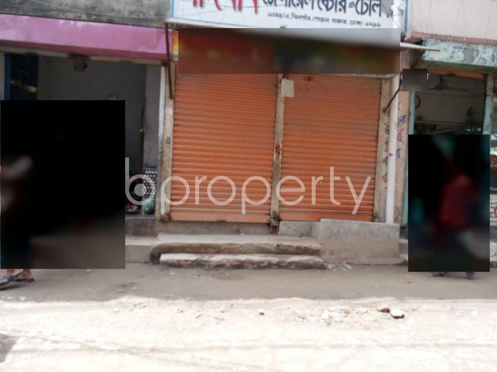 Front view - Shop to Rent in Khilgaon, Dhaka - 1910873