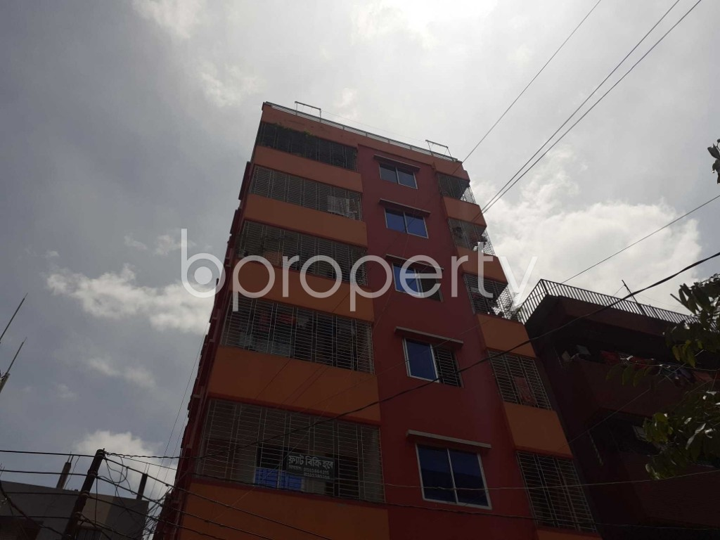 Outside view - 2 Bed Apartment for Sale in Mirpur, Dhaka - 1910868