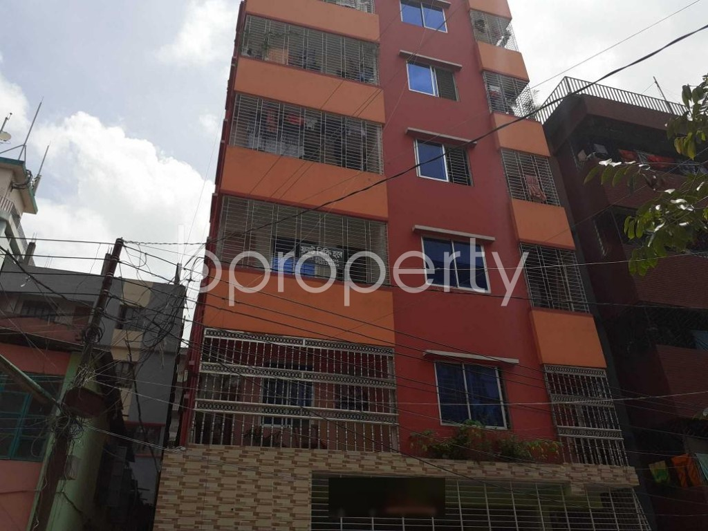 Outside view - 2 Bed Apartment for Sale in Mirpur, Dhaka - 1910893