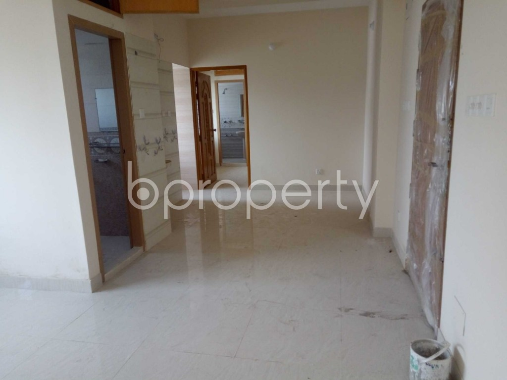 Dine/Dining - 2 Bed Apartment for Sale in Badda, Dhaka - 1910891