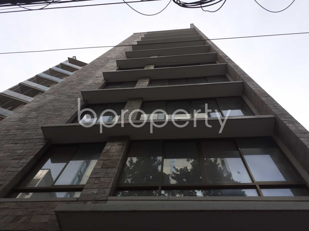 Front view - 4 Bed Apartment to Rent in Gulshan, Dhaka - 1911048