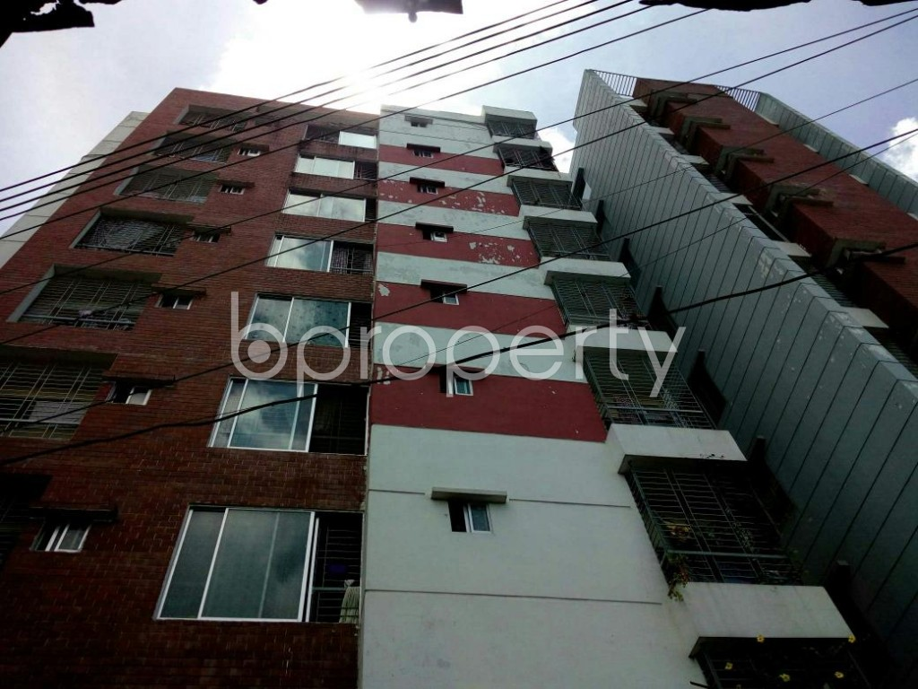 Front view - 2 Bed Apartment for Sale in Double Mooring, Chattogram - 1911106