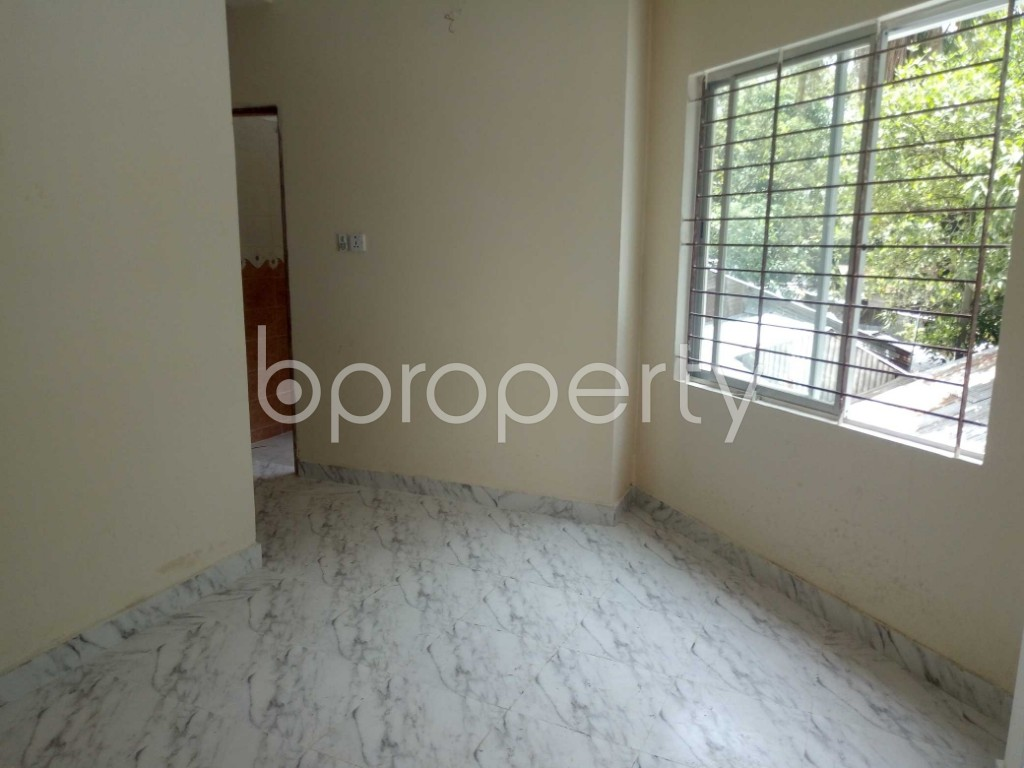 Dine/Dining - 3 Bed Apartment for Sale in Maghbazar, Dhaka - 1911107