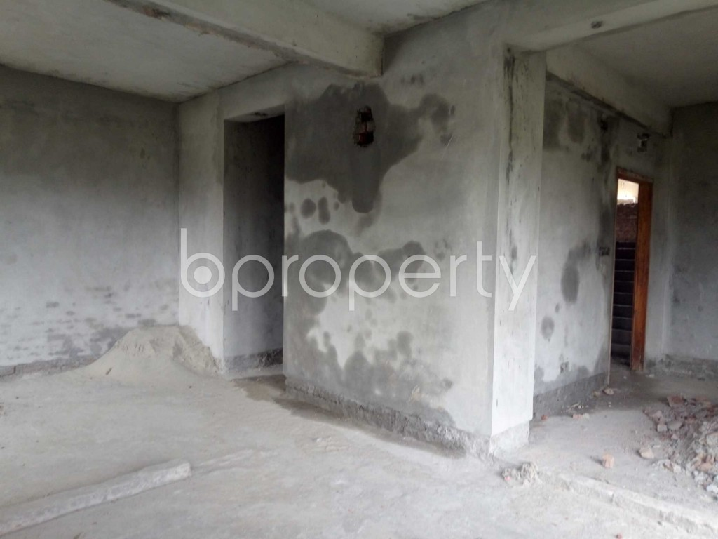 Dine/Dining - 2 Bed Apartment for Sale in Maghbazar, Dhaka - 1911112