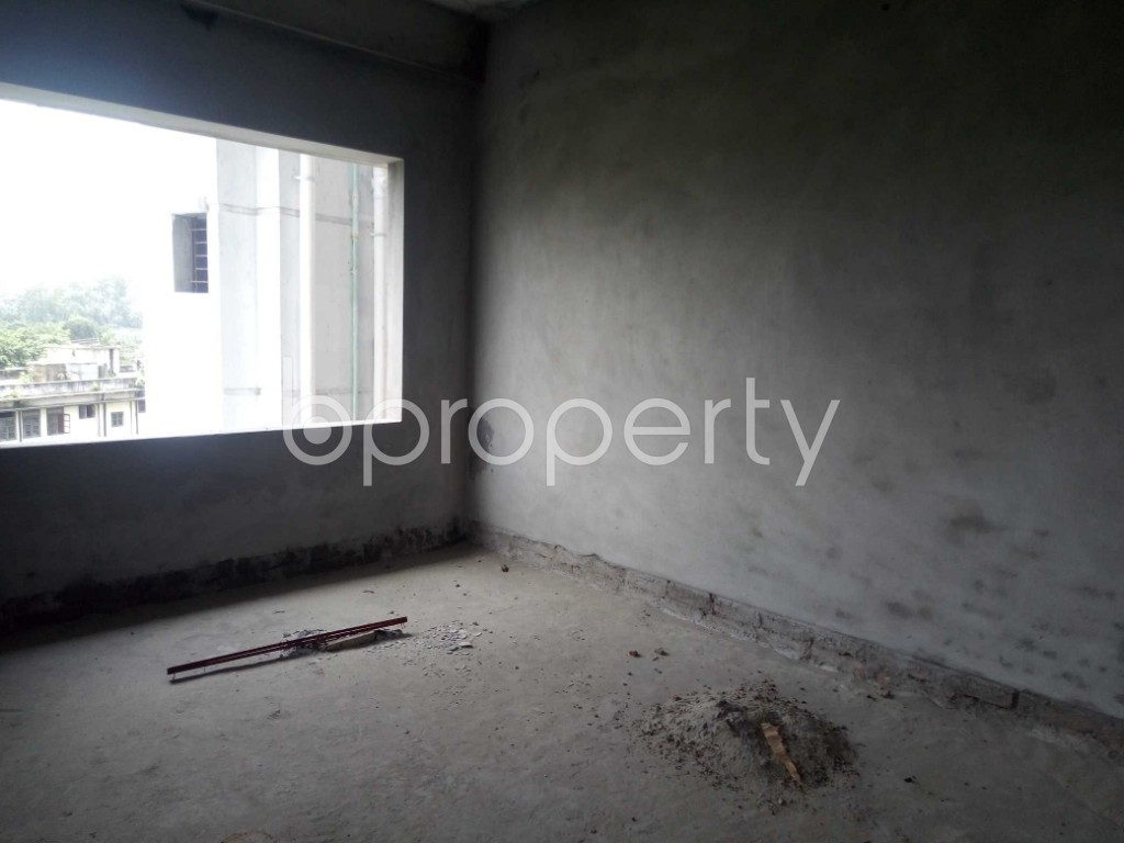 Dine/Dining - 3 Bed Apartment for Sale in Maghbazar, Dhaka - 1911113