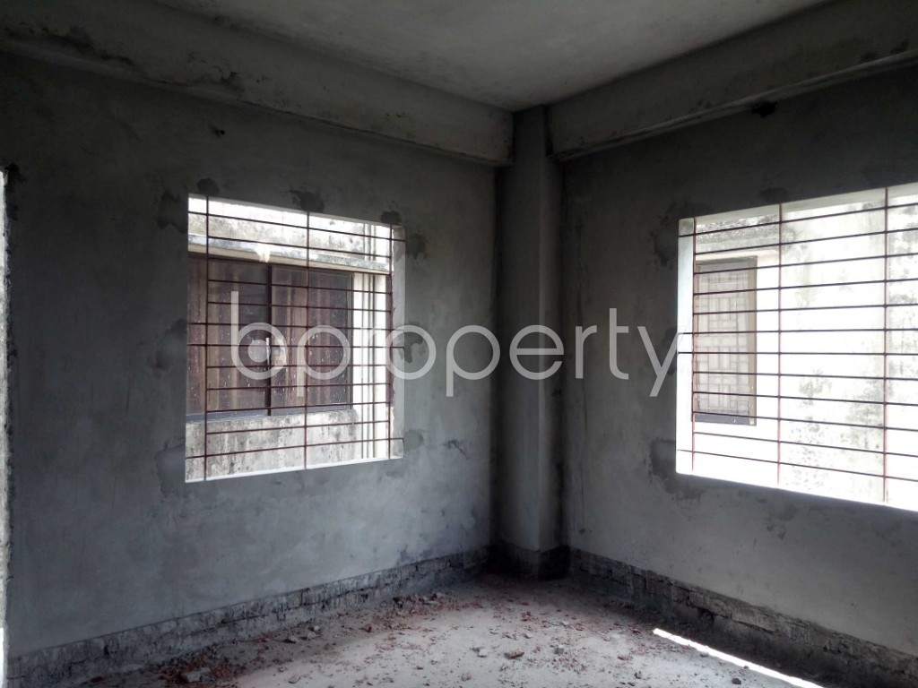 Bedroom - 3 Bed Apartment for Sale in Maghbazar, Dhaka - 1911116