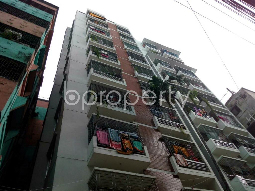 Outside view - 3 Bed Apartment for Sale in Dhanmondi, Dhaka - 1911155