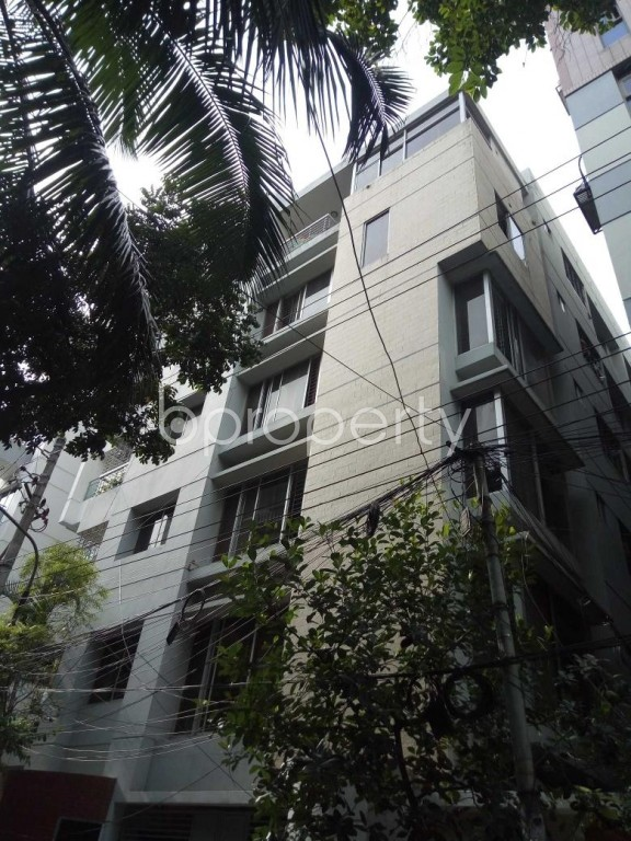 Outside view - 3 Bed Apartment to Rent in Banani, Dhaka - 1911178