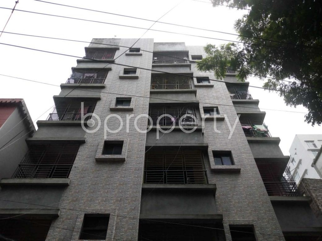 Front view - 2 Bed Apartment to Rent in Mohammadpur, Dhaka - 1911180