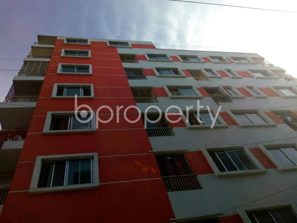 Front view - 2 Bed Apartment for Sale in Double Mooring, Chattogram - 1911216