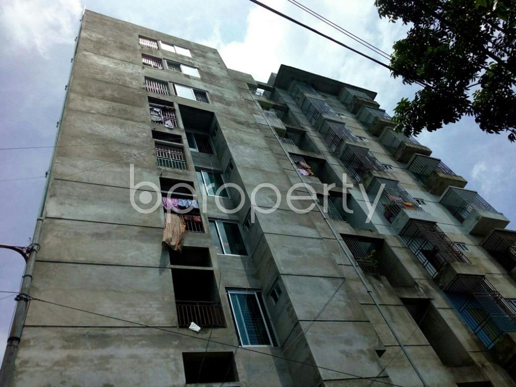 Front view - 2 Bed Apartment for Sale in Double Mooring, Chattogram - 1911271